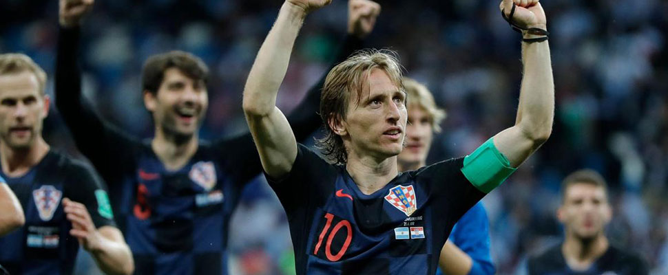 Bye-bye Messi and Ronaldo: Luka Modric is here!