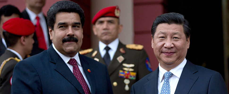 Maduro in China: A sign of help in midst of Venezuela's crisis?