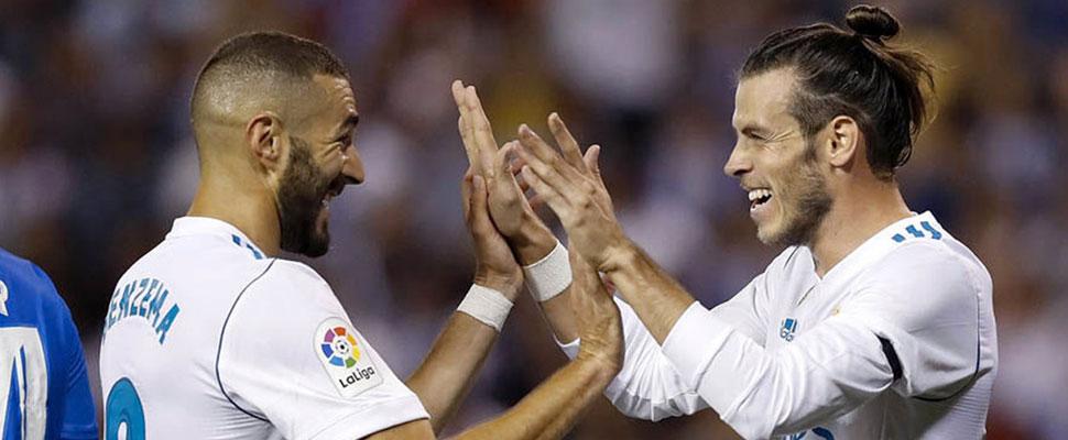 Después de Cristiano Ronaldo: Karim Benzema y Gareth Bale resucitaron