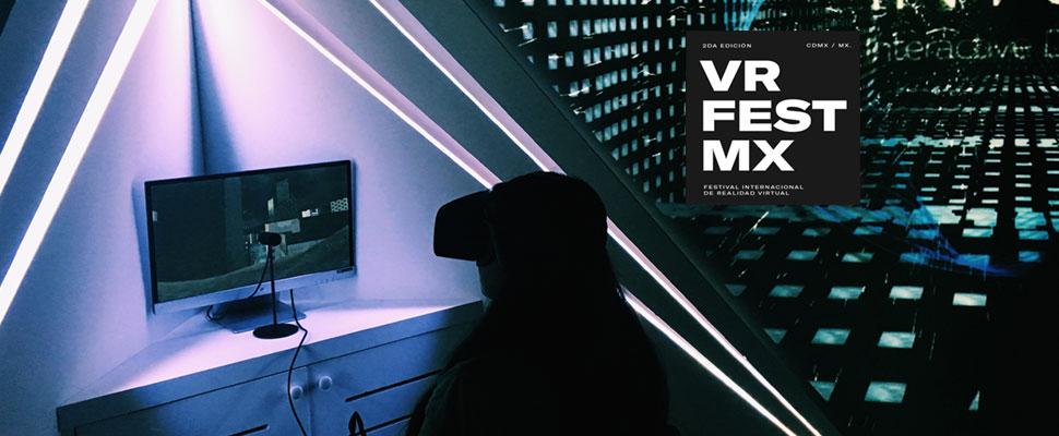 Todo lo que necesitas saber sobre el VR FEST MX