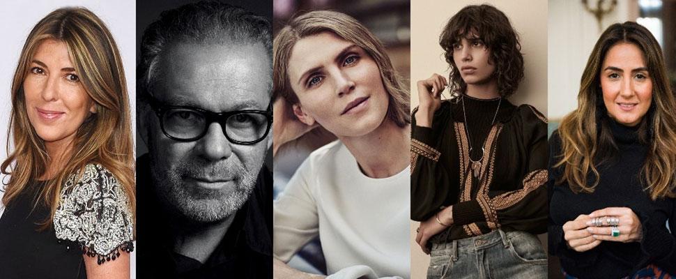 Los 5 latinoamericanos más influyentes en el mundo de la moda