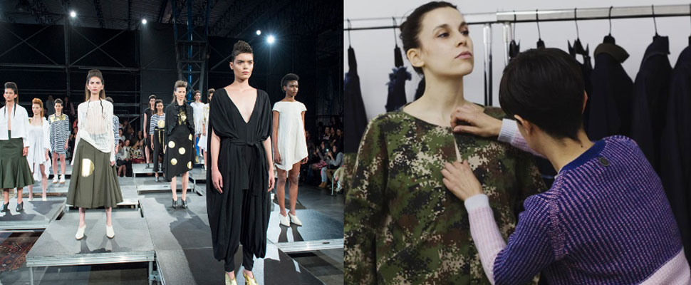 ¡Increíble! Exguerrilleros trabajan en la industria de la moda colombiana
