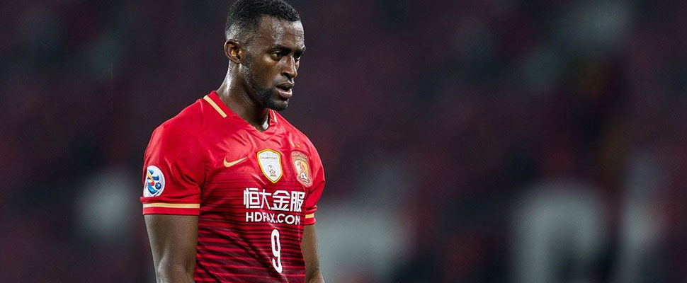 Jackson Martinez is back! The football player returns Portugal's League