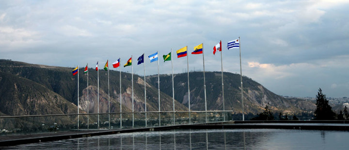 Bolivia: Why people reject the new headquarters of UNASUR?