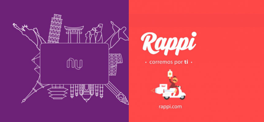 Nubank y Rappi: Los unicornios latinoamericanos