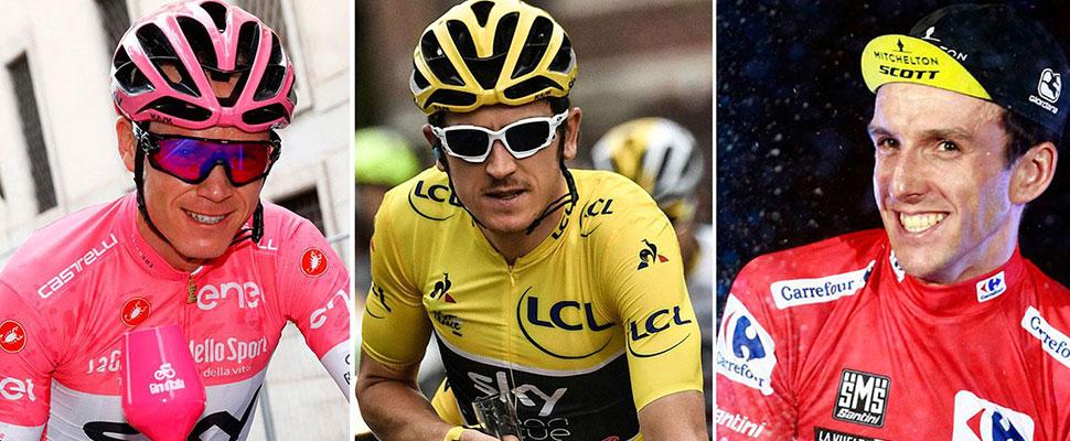 Froome, Thomas y Yates: ¡Un nuevo récord en el ciclismo mundial!