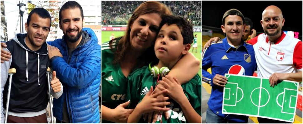 3 momentos en los que el poder del fútbol nos unió