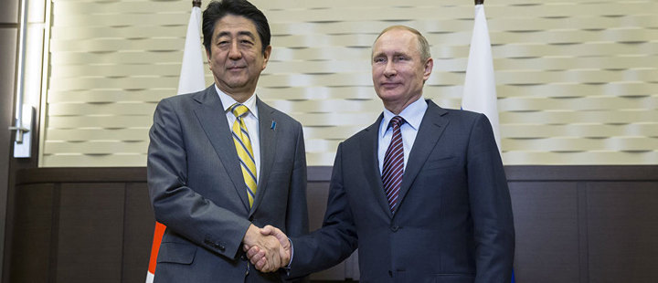 Will Russia and Japan achieve peace?