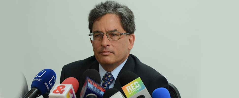 Colombia: What will happen to Finance Minister Alberto Carrasquilla?