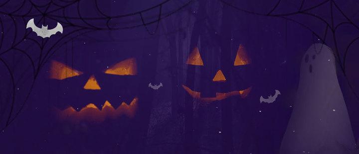 Planes divertidos y aterradores para celebrar Halloween