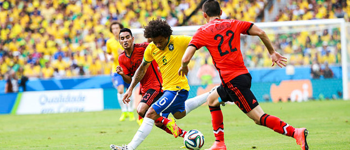 Side by side but not eye to eye! Concacaf and Conmebol would not join forces