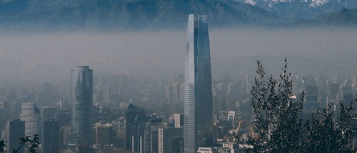 ¡Indignante! Alerta sanitaria en Chile por contaminación en el aire