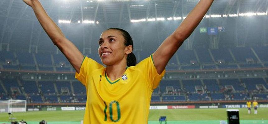 Marta Vieira da Silva: Una leyenda del fútbol femenino