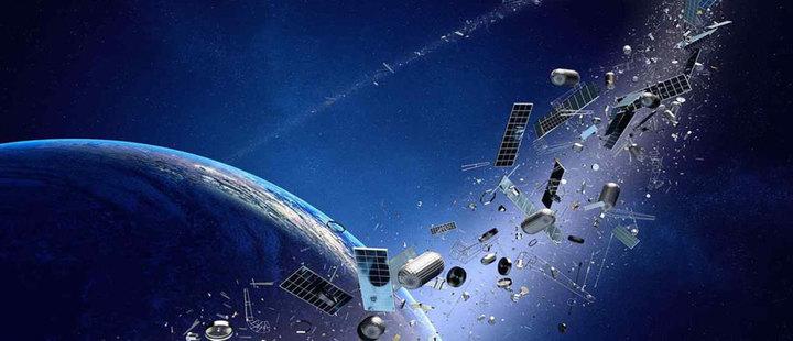Basura Espacial: Conoce el satélite que podría limpiar el espacio