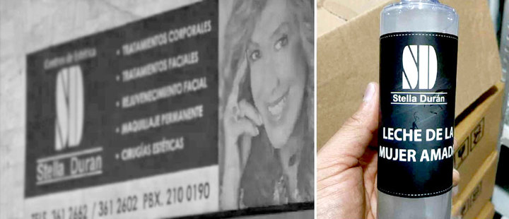 """Salud, corrupción y superstición: """"Leche mujer amada"""""""