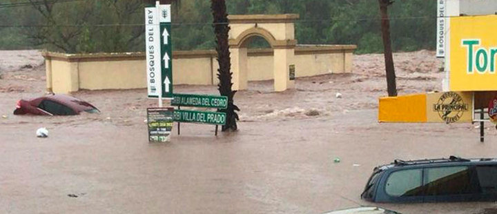 México: ¿Qué está haciendo el Gobierno ante inundaciones en Sinaloa?