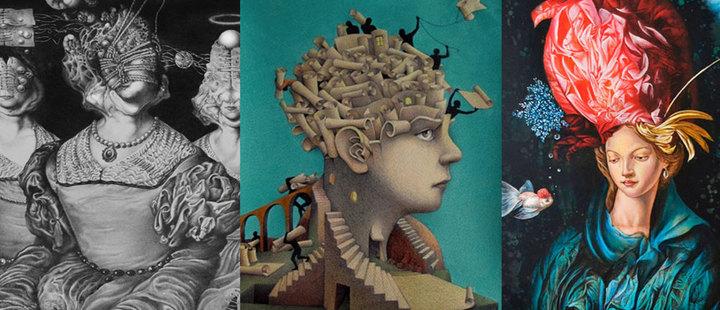 El surrealismo llega a Portugal y Latinoamérica estará presente