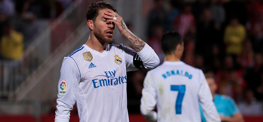From teammates to enemies? The war between CR7 and Sergio Ramos