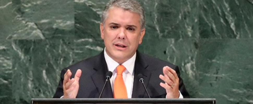 ¿Qué dijo Iván Duque en su discurso ante las Naciones Unidas?