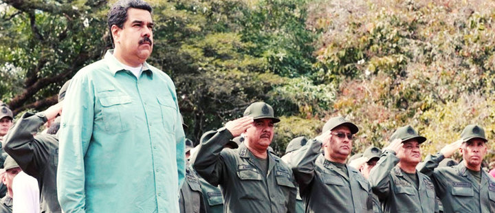 Venezuela is warned: military intervention is not ruled out