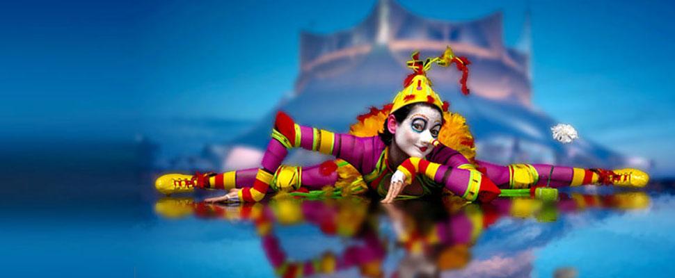 3 razones por las que hay que ir al Circo del Sol antes de morir