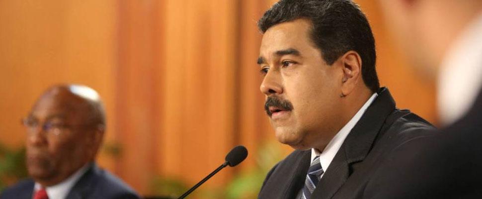 SOS: Así es como Maduro trata de desviar la atención de la crisis en Venezuela