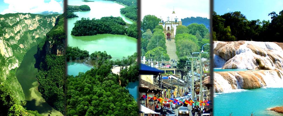 El edén del sur de México: 5 maravillas de Chiapas