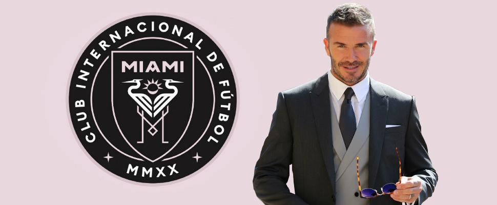 David Beckham prepares for his debut at the Inter Miami