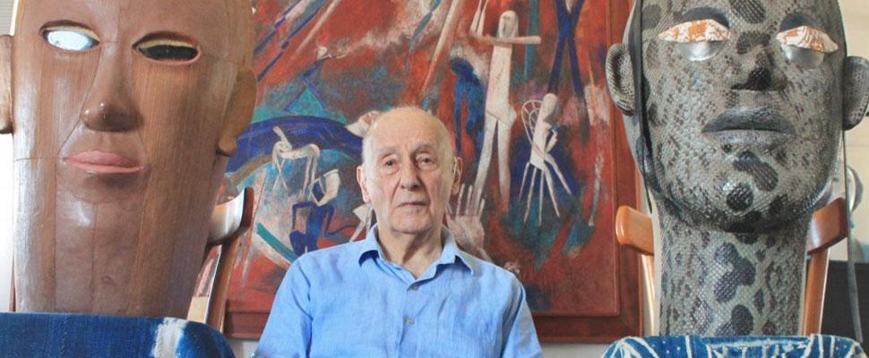 Homenaje a Hugo Marín: pintor y escultor chileno