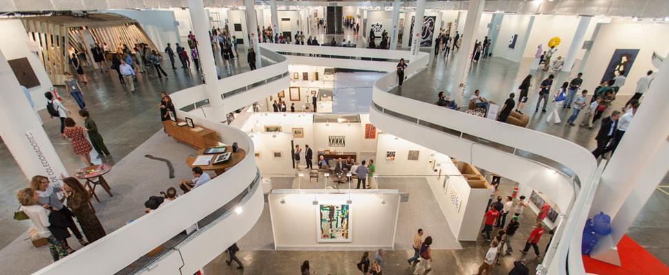 Diviértete con la Bienal de Sao Paulo mientras escuchas música