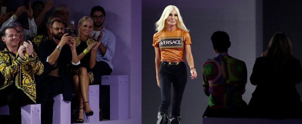 Versace: ¿La famosa marca deja de ser italiana?