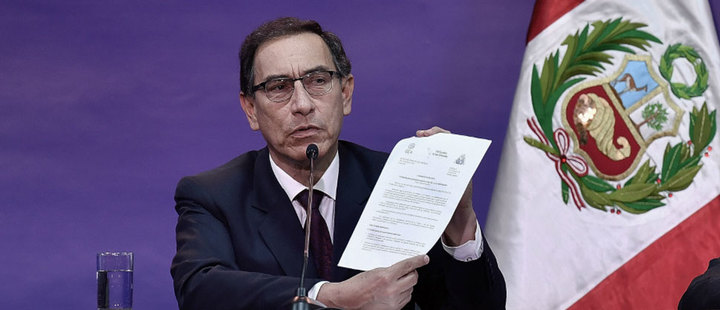 Cuatro grandes temas serán consultados en el referendo de Perú