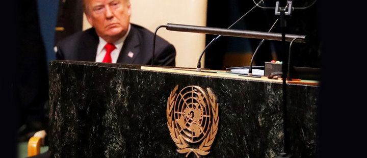 UN General Assembly: Trump talks about Latin America
