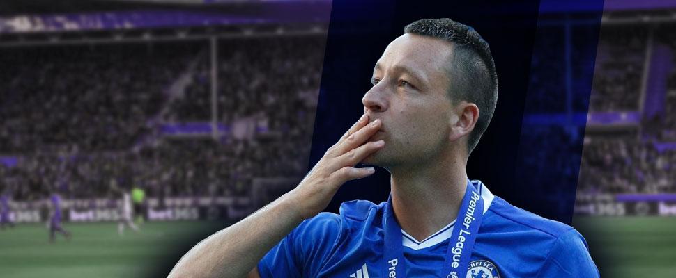 Despúes de 23 años: John Terry se retira del fútbol