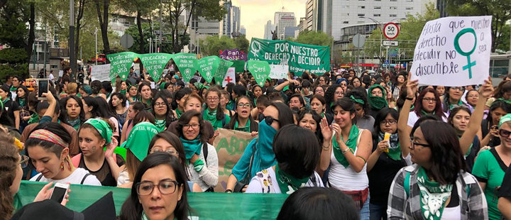 México: ¿Cómo va la despenalización del aborto?