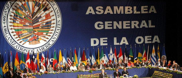 ¿Qué significa que Colombia haya sido nombrada sede de la OEA?