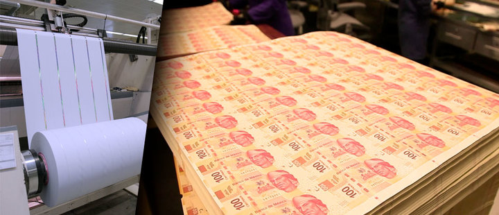 ¿Imprimir dinero en el extranjero? Una solución para los países latinos