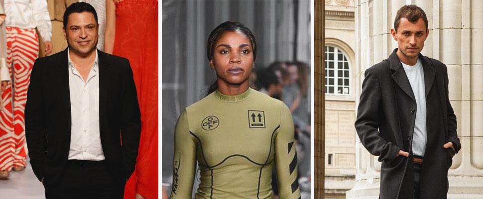 Con sabor latino: 6 colombianos deslumbraron en la Semana de la Moda de París