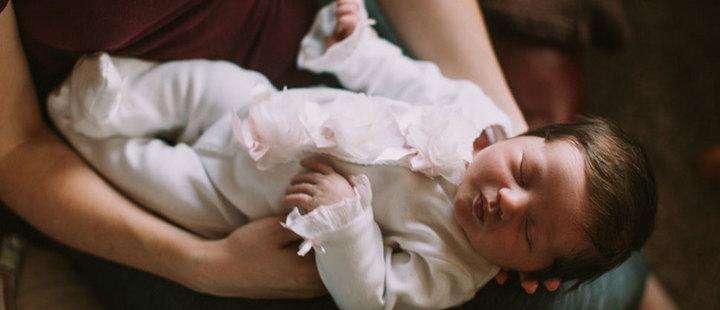 ¿Tu bebé no se duerme? 5 consejos para ayudarlo