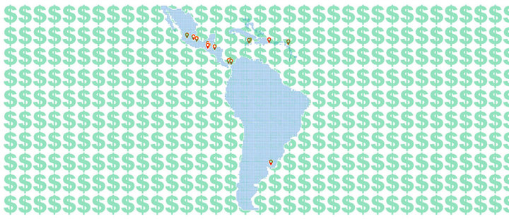 Latinoamérica en cifras: El problema de la ineficiencia en el gasto público