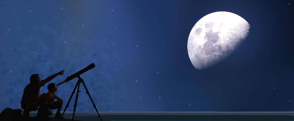 ¿Sabías que...? 7 datos curiosos sobre la luna que te sorprenderán