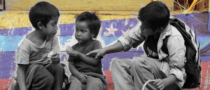 Abandono infantil: otro flagelo de la crisis en Venezuela