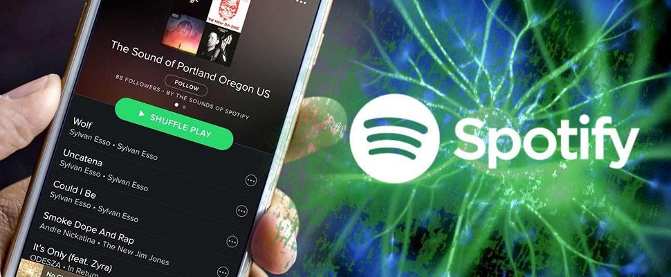 Spotify: conoce las listas de reproducción basadas en el ADN