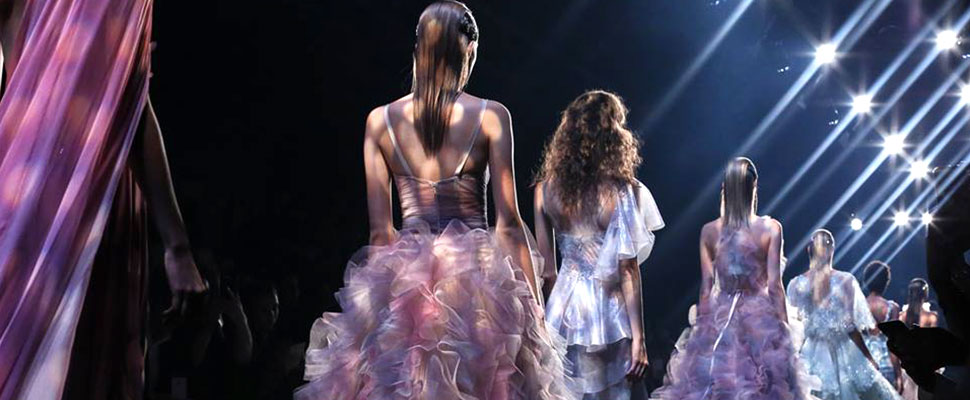 Fashion Week: 4 runways that blow your mind