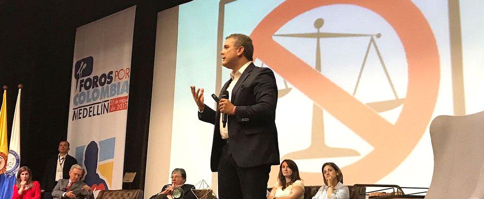 Colombia: ¿A quién beneficia la reforma de justicia?