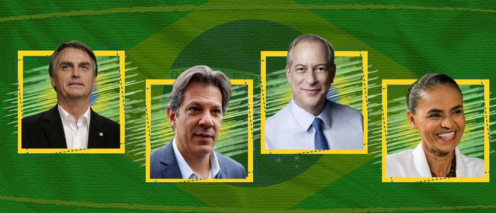 Elecciones en Brasil: Estas son las propuestas políticas de los candidatos