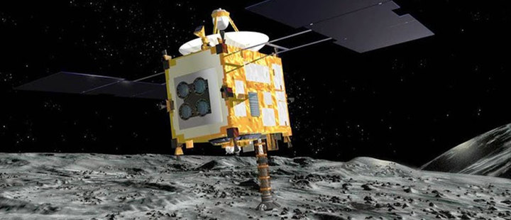 We could know the solar system origin! The Hayabusa2 mission was successful