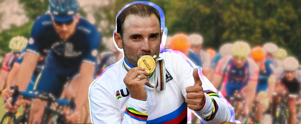 ¿Es Alejandro Valverde el mejor ciclista del mundo?
