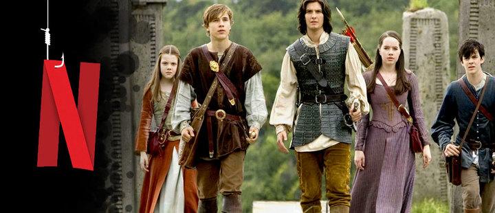 ¡Prepárate! Ahora Narnia llegará a Netflix