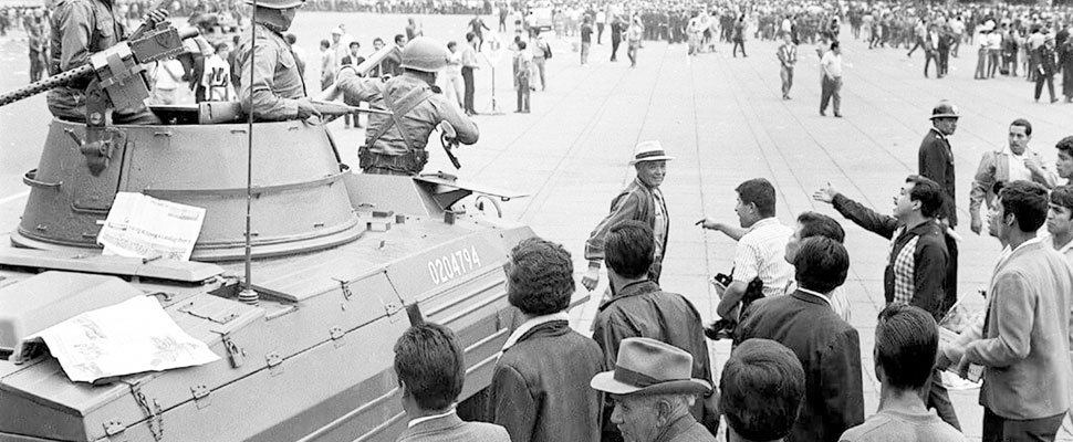 Mexico: The questions that the Tlatelolco massacre left us